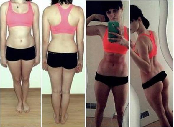 Efekty treningu siłowego