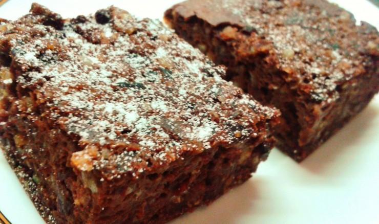dietetyczne ciasto czekoladowe z fasoli
