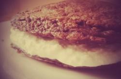 mleczna kanapka na diecie