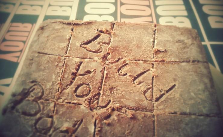 czekolada słodzona stewią