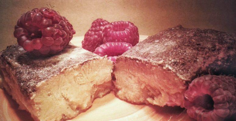 Domowe batony proteinowe bezcukru